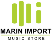 Marin Import Logo